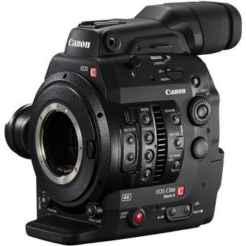 Rent Canon C300 Mk II EF Mount
