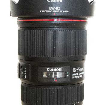 Rent Canon L-Series Zoom Kit