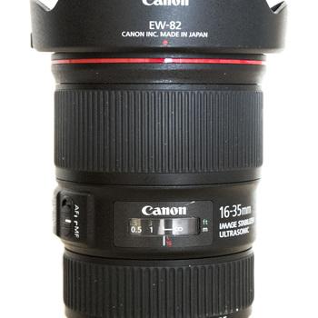 Rent Canon L-Series Zoom Kit