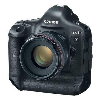 Rent Canon EOS-1D X