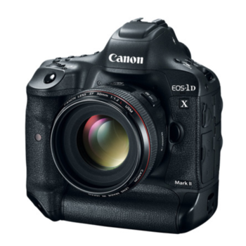 Rent Canon EOS-1D X Mark II
