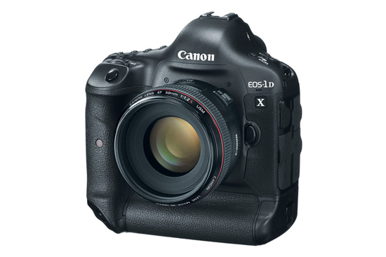 Canon eos 1d x digital slr camera d