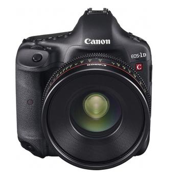Rent Canon EOS-1D C