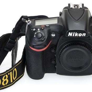 Rent Nikon D810 Body