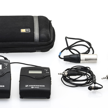 Rent Sennheiser Camera-Mount Wireless Microphone System