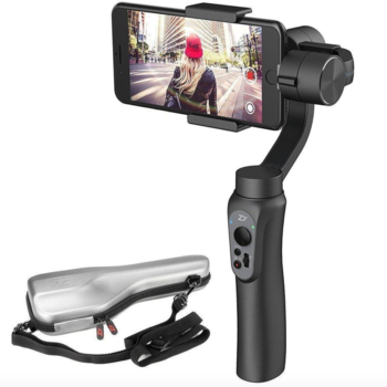 Rent 3-Axis Gimbal Steadycam for iPhone/Android
