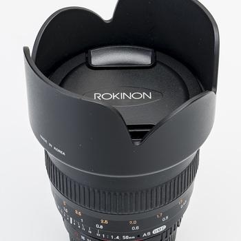 Rent Rokinon 50mm f/1.4 AS IF UMC Lens for Nikon F Mount