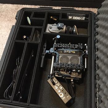 Rent Alexa Mini with 8 Primes