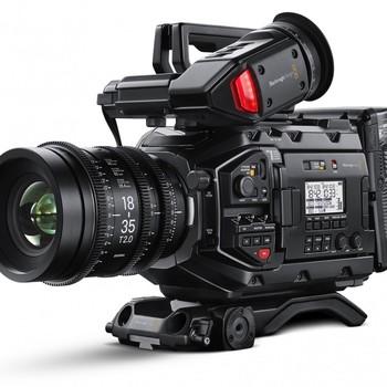 Rent URSA Mini Pro - Shoot Ready Kit (w/ EVF, Media, Batteries)