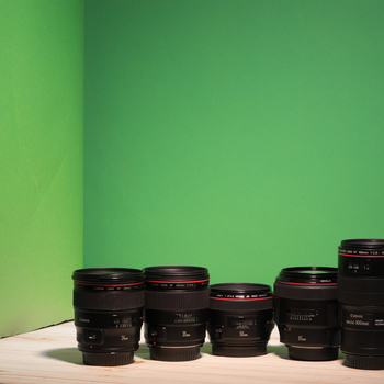 Rent Pick 2 Canon EF Lenses Set/Kit (24mm f/1.4L II, 35mm f/1.4L II, TS-E 24mm 3.5L, 50mm f/1.2L, 85mm f/1.2L II, 100mm f/2.8L IS, Tokina 11-16mm f/2.8, 16-35mm f/4L, 24-70mm f/2.8L II, 24-105mm f/4L IS, 70-200mm f/2.8L IS II)