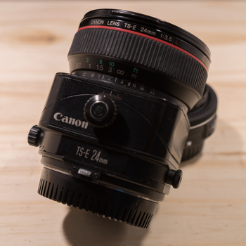 Rent Canon TS-E 24mm 3.5L