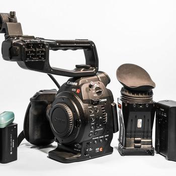 Rent Canon EOS C100 Dual Pixel AF