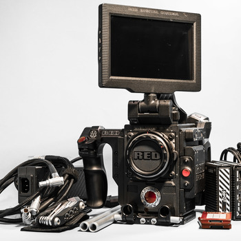 Rent RED EPIC W HELIUM SENSOR 8K S35