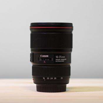 Rent Two (2) Canon L EF IS Zoom Kit (16-35mm f/4L IS, 24-105mm f/4L IS)