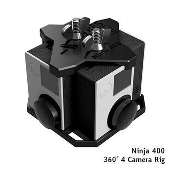 Rent Ninja 400 VR Rig  + 4 GoPro Cameras