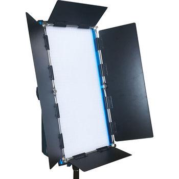 Rent Dracast LED1000 Silver Series Bi-Color LED Light with V-Mount Battery Plate (LI_1001)