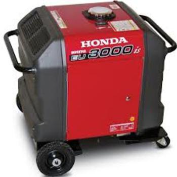 Rent Honda Eu3000is