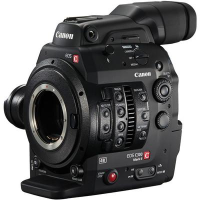 Canon c300ii