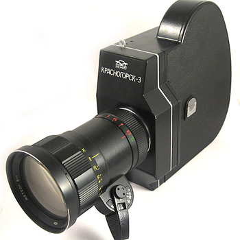 Rent Krasnogorsk-3 16mm Spring-Wound  Camera