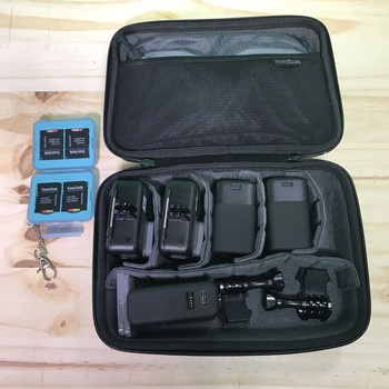 Rent Two (2) GoPro HERO6 Black Kit