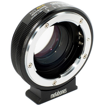 Rent Metabones T Speed Booster Ultra 0.71x Adapter for Nikon Full Frame F Lens to Micro Four Thirds-Mount Camera