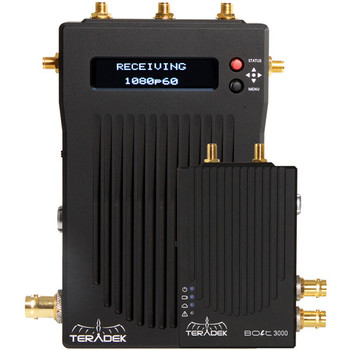 Rent Teradek 3000 Transmitter Receiver set.