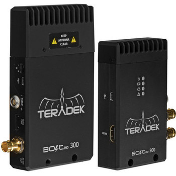 Rent Teradek Bolt 300 Wireless HD-SDI/HDMI Transmitter/Receiver