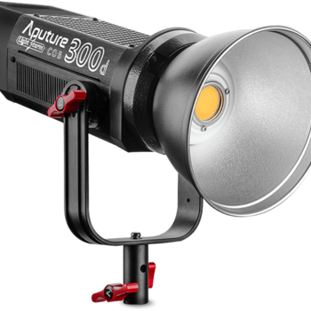 Rent Aputure Light Storm COB 300d LED Light (Daylight Balanced, V-Mount)