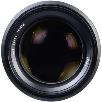 Rent Zeiss Milvus 85mm f/1.4 ZE Lens for Canon EF