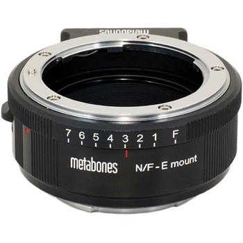 Rent Metabones Nikon G Lens to Sony Camera Mount Adapter