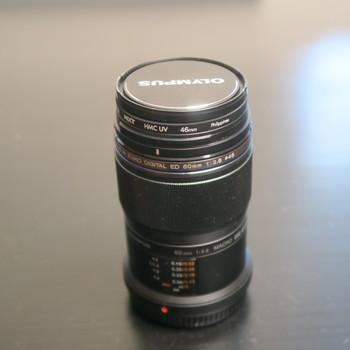 Rent Olympus 60mm f2.8 Macro Micro Four Thirds Lens
