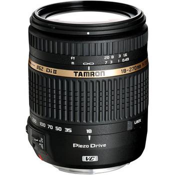 Rent Tamron Telephoto Zoom 18‑270mm F/3.5‑6.3 Di II VC PZD
