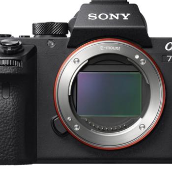Rent Sony Alpha a7R II Mirrorless Digital Camera