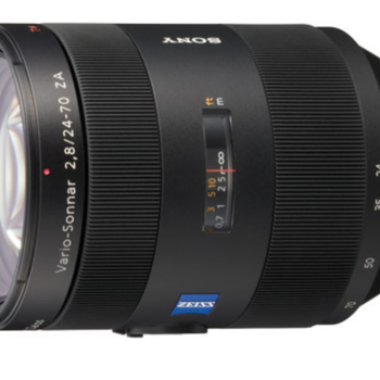 Rent Sony 24-70mm f/2.8 Carl Zeiss T* Alpha A-Mount Standard Zoom Lens