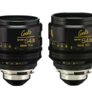 Rent Cooke Mini S4/i  4-set