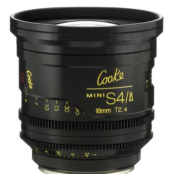Rent Cooke Mini S4/i  18mm