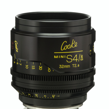 Rent Cooke Mini S4/i  32mm