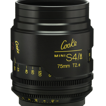 Rent Cooke Mini S4/i  75mm