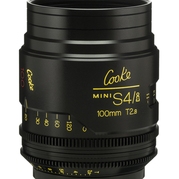 Rent Cooke Mini S4/i  100mm