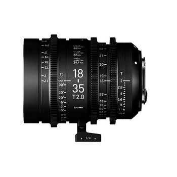 Rent Sigma 18-35 T2 Cinema Zoom Lens