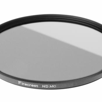 Rent 82mm Formatt Firecrest IRND .3 - 2.1 w/ lens hood