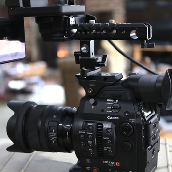 Rent Canon EOS C300mkii Package w/Lenses
