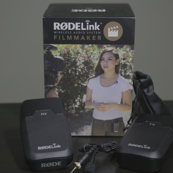 Rent RodeLink Wireless Filmmaker System with Case Kit