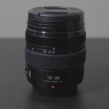 Rent Panasonic Lumix G X Vario 12-35mm f 2.8 II Asph. Power O.I.S Lens