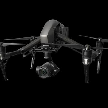 Rent DJI Inspire 2 Quadcopter w/ Zenmuse X7