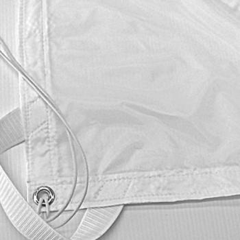 Rent 6x6 poly silk
