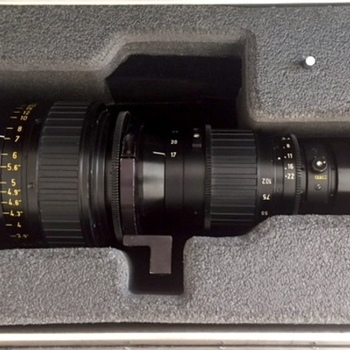 Rent 17-102mm T2.9 PL mount S35 format zoom lens