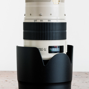Rent Canon EF 70-200 2.8L iS II