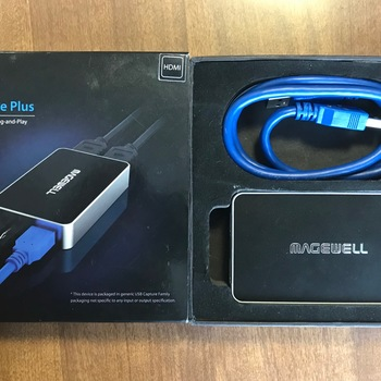Rent Magewell USB Capture HDMI Plus