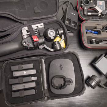 Rent DJI Osmo X3 4K Camera  and Osmo Mobile with Accessories